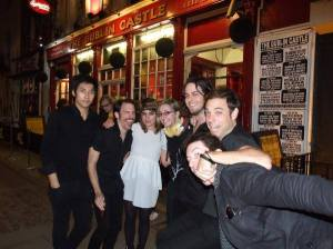 Messing Around with The Airborne Toxic Event