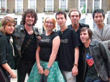 A Band and Their Fans: The Airborne Toxic Event with Stephanie and Sean