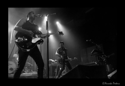 The Airborne Toxic Event Photo by TATE fan Anneke Peeters