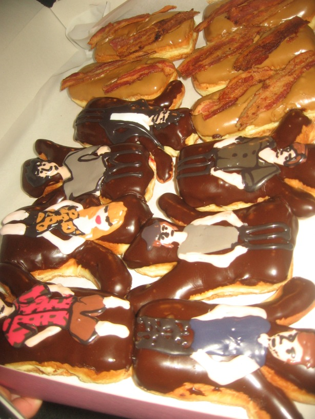 The Airborne Toxic Donuts