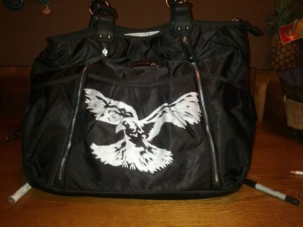 TATE Diaper Bag, Side 2 - FINAL