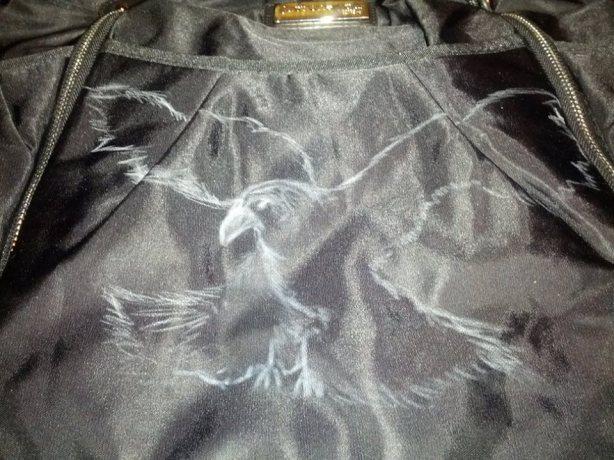 TATE Diaper Bag, Side 2 - Pencil Sketch