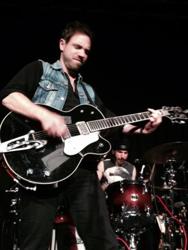 The Airborne Toxic Event, Feb. 6, 2014 - Orlando, FL. Photo by TATE fan Christina.