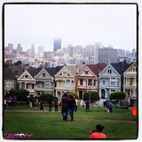 San Francisco. Photo by Tracey, Sept. 2014.