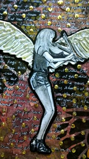 The Airborne Toxic Event: 2nd Day of TATEmas (detail)