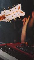 Jamie in Gretsch ad