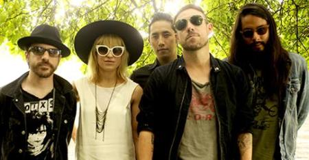"THe Airborne Toxic Event's ""Chains"""