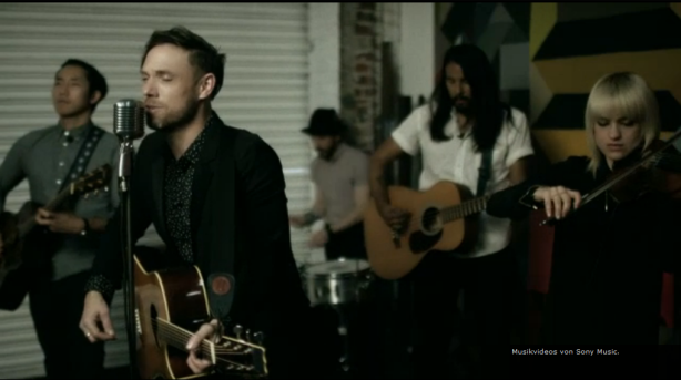 The Airborne Toxic Event Releases One Time Thing Bombastic Video