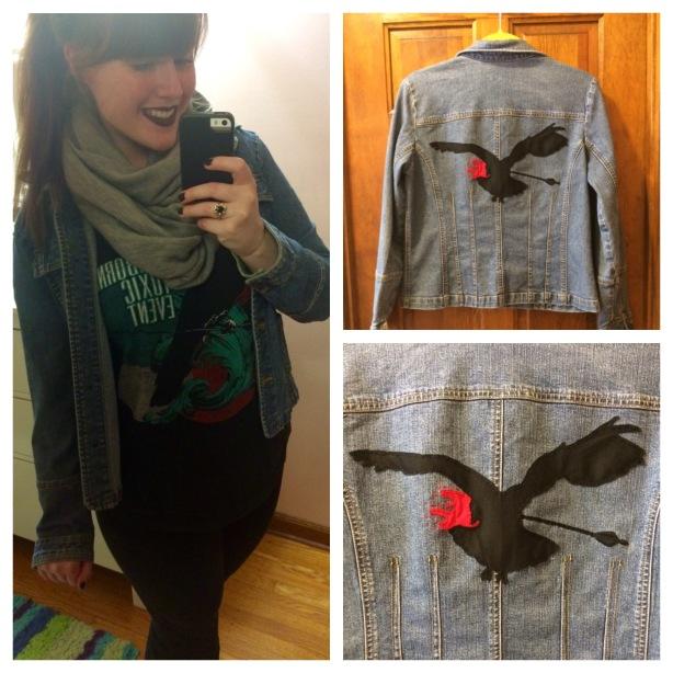 Sarah's TATE jacket