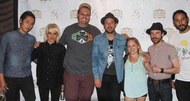 Amanda and The Airborne Toxic Event